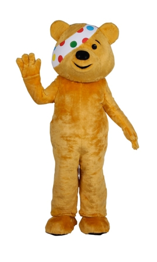 BBC Children in Need character costumes